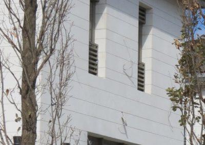External facade marble image