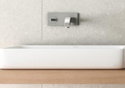 bering marble vanity unit